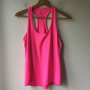 Athleta Chi Tank in Hot Pink